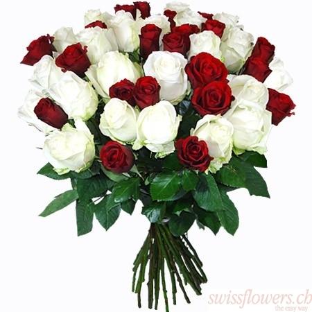 Botte Flocons de Roses